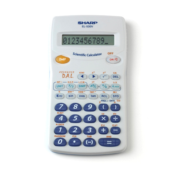 EL530VB Scientific Calculator