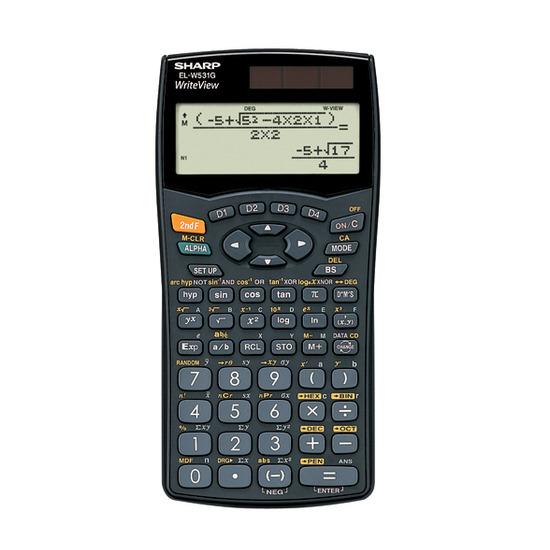 WriteView ELW531GB Calculator