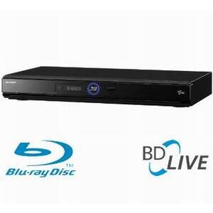 Photo of Sharp BD-HP22H Blu Ray Player