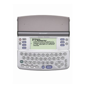 Photo of PWE260 Electronic Dictionary Gadget