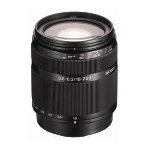 Photo of Sony 18-200MM F/3.5-6.3 A Lens