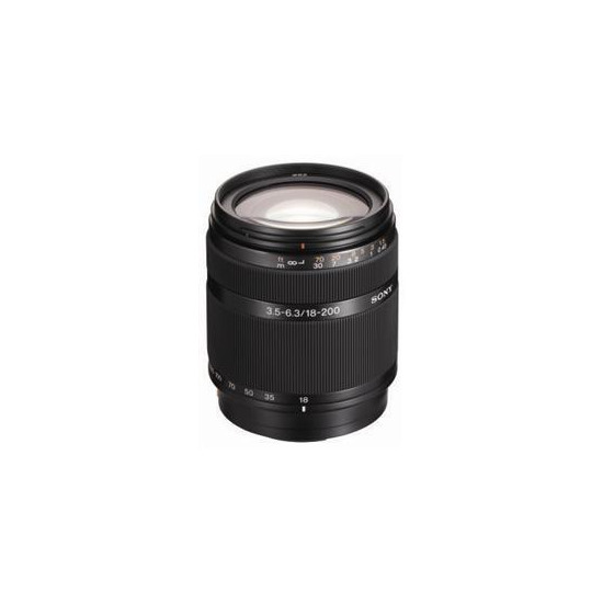 Sony 18-200mm f/3.5-6.3 A