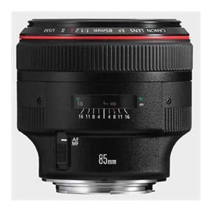 Photo of Canon EF 85MM F/1.2 L MKII USM Lens Lens