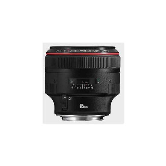 Canon EF 85mm f/1.2 L Mkii USM Lens