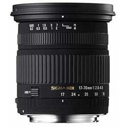 Sigma 17 70mm F 2 8 4 5 Dc Macro Canon Af Reviews