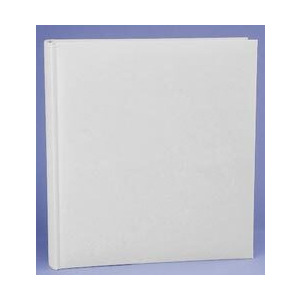Photo of White Satin Traditional Album Photo Album