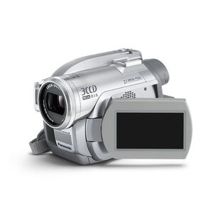 Photo of Panasonic VDR-D300  Camcorder