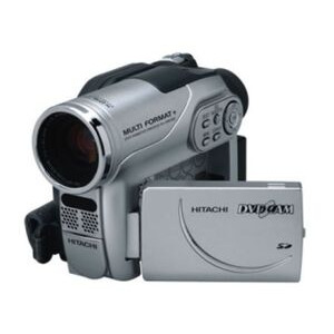 Photo of Hitachi DZ-BX37E Camcorder