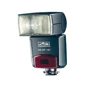 Photo of Metz 44 Af 4 Flashgun Minolta Camera Flash