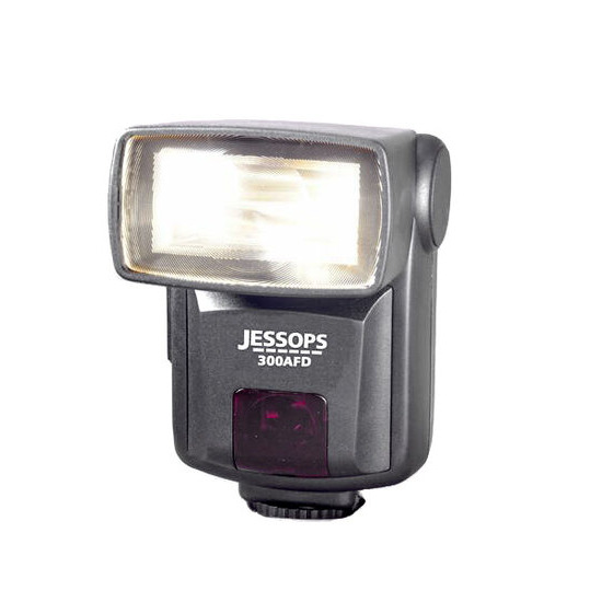 Jessops 300afd Digital Flashgun For Canon
