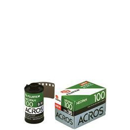 Neopan 100 Acros 35mm 36exp Reviews