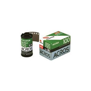 Photo of Neopan 100 Acros 35MM 36EXP Camera Film