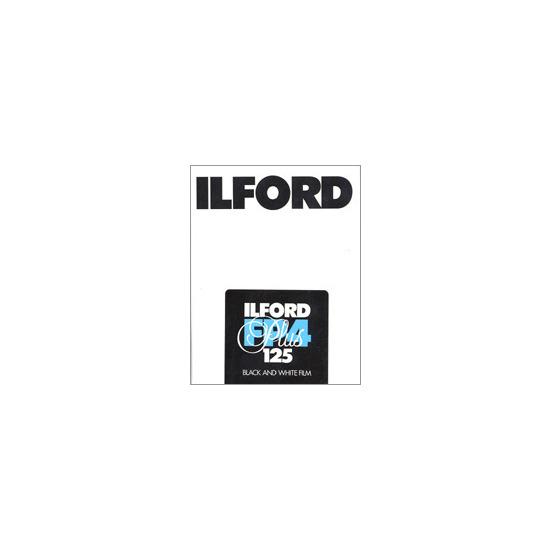 Ilford Fp4 Plus 4x5 25 Sheets
