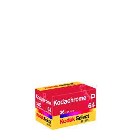Kodak Kodachrome 64 35mm 36 Exposure Reviews