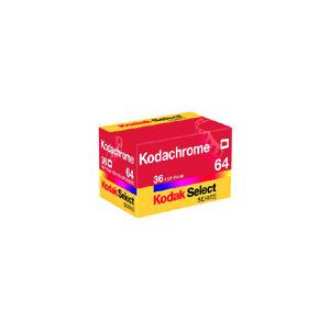 Photo of Kodak Kodachrome 64 35MM 36 Exposure Camera Film