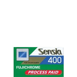 Sensia RH400 35mm 36exp (Process Paid) Reviews