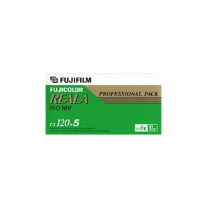 Photo of Reala 120 (Pack Of 5) Camera Film