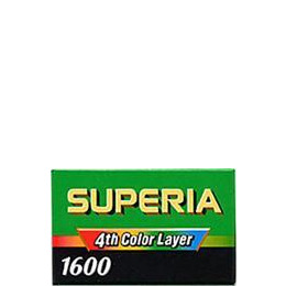 Fujifilm Super HG1600 35MM 36 Exposure Reviews