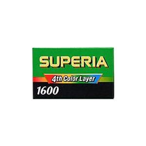 Photo of Fujifilm Super HG1600 35MM 36 Exposure Camera Film