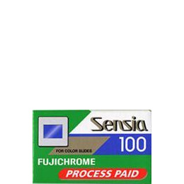 Fujifilm Sensia RD100 35MM 36EXP Process Paid Reviews