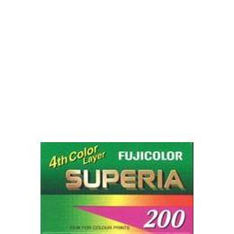 Fujifilm Superia 200 35MM 36 Exposure Reviews