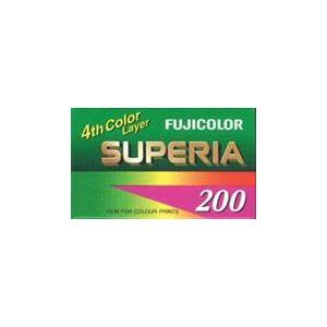 Photo of Fujifilm Superia 200 35MM 36 Exposure Photography