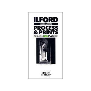 Photo of Ilford HP5 Plus 35MM 36 Exposure Pre Paid Direct Processing Camera Film