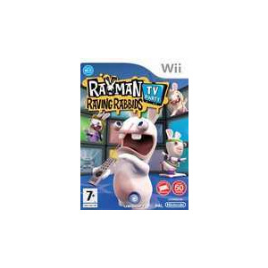 Photo of Rayman Raving Rabbids TV Party (Wii) Video Game