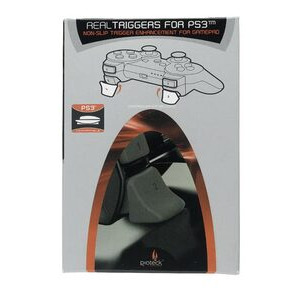 Photo of Sony PlayStation 3 Gioteck RealTriggers Games Console Accessory