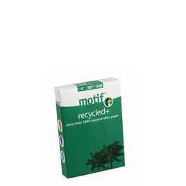 Motif A4 80gsm Recycled Paper Reviews