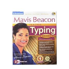Mavis Beacon Teaches Typing 16 Deluxe Reviews