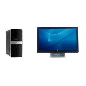 "Photo of HP M9675UK and 21.5"" Monitor Desktop Computer"