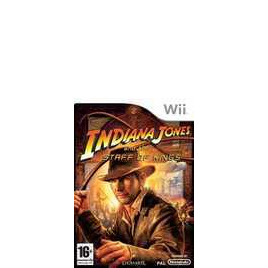 Indiana Jones and the Staff of Kings (Wii) Reviews