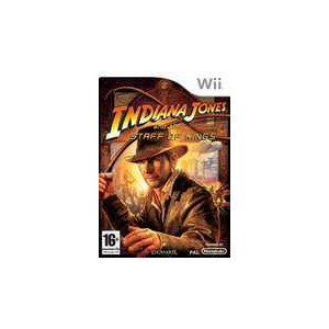 Photo of Indiana Jones and The Staff Of Kings (Wii) Video Game