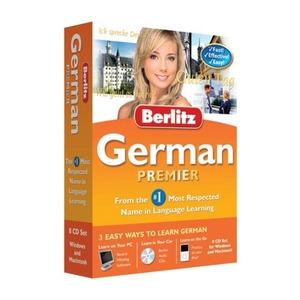 Photo of GSP Berlitz German Software