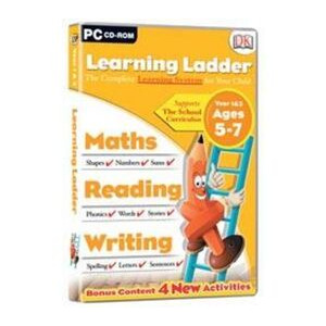 Photo of DORLING K. LEARNING LADDER 2 CD Rom