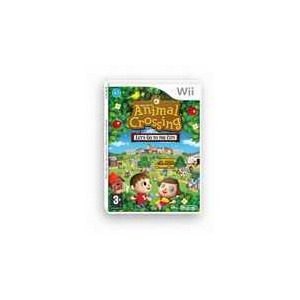 Photo of Animal Crossing: Let's Go To The City (Wii) Video Game