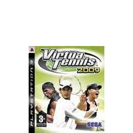 Virtua Tennis 2009 (PS3) Reviews
