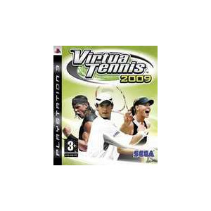 Photo of Virtua Tennis 2009 (PS3) Video Game