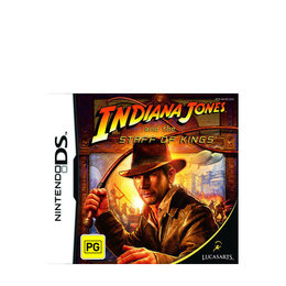 Indiana Jones and the Staff of Kings (DS)