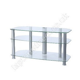 Alphason Sona Glass Tv stand up to 42 Inch Reviews
