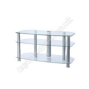Photo of Alphason Sona Glass TV Stand Up To 42 Inch TV Stands and Mount
