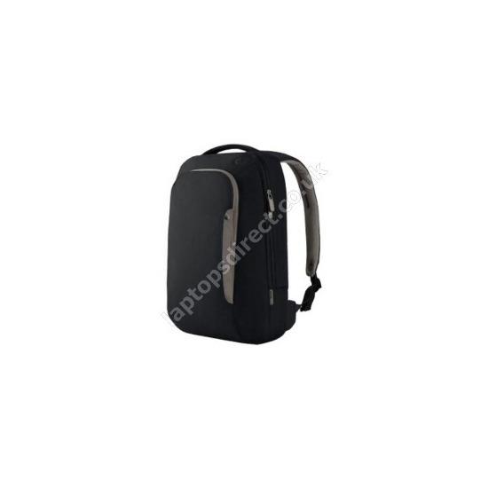 Belkin Slim 17 inch Backpack / Soft Grey / Pitch Black