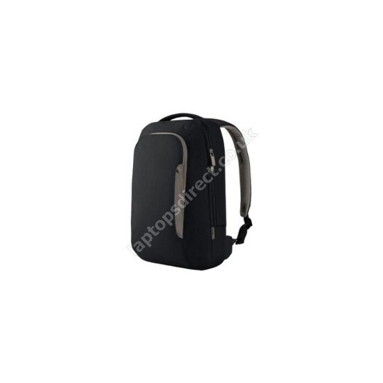 Belkin Slim 17 inch Backpack / Soft Grey / Pitch Black