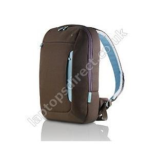 Photo of Belkin Impulse Line Slim Back Pack 17INCH  - Chocolate/Tourmaline Laptop Bag