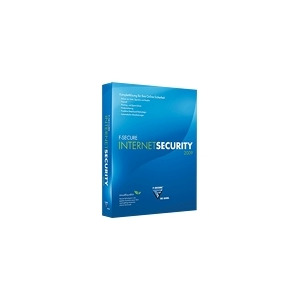 Photo of F-Secure Internet Security 2009 OEM - 3 Licenses Software