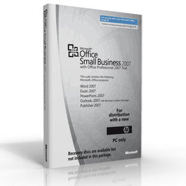Microsoft Office 2007 Small Business Edition OEM (HP Branded) Reviews