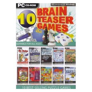 Photo of 10 Brain Teaser Games (PC) Video Game