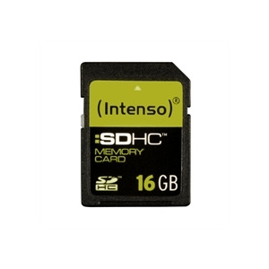 Photo of Intenso 16GB Secure Digital SDHC Card Memory Card