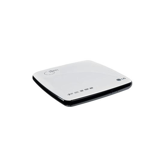 LG 8x Ext. DVDRW Slimline USB Retail Kit